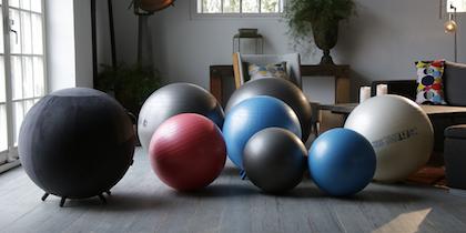 Træning og siddebolde - Kategori billede