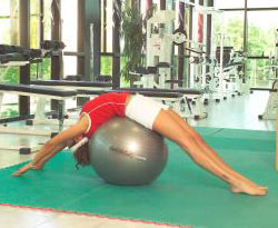 træningsbold