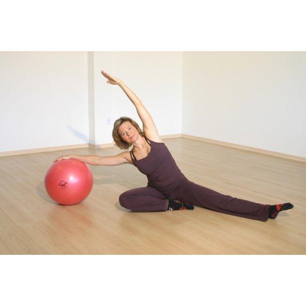 Pilatesbold rød 40 cm
