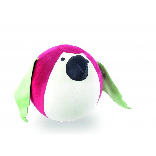 Fræk papegøje incl.  42 cm  bold