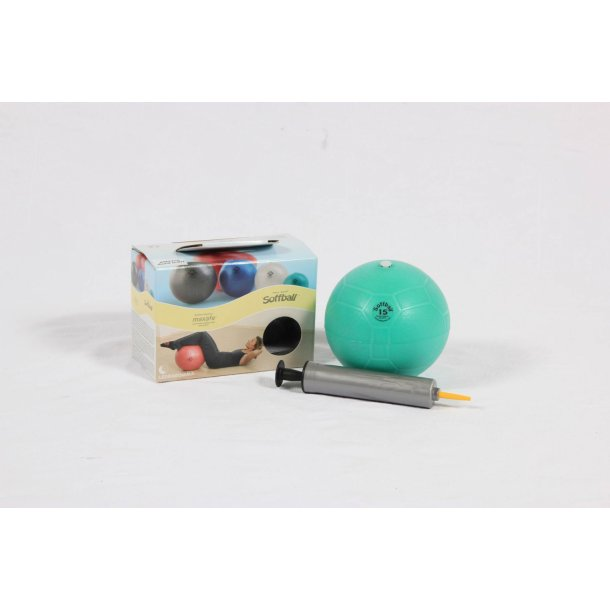 Pilatesbold 15 cm kit incl pumpe