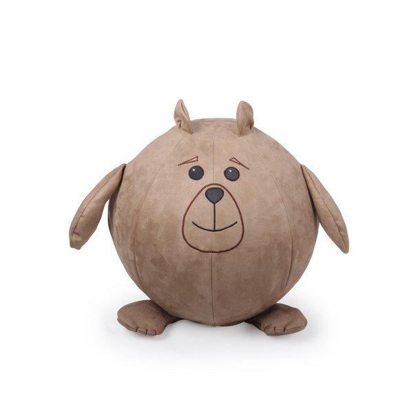 Sød bjørn med  42 cm  bold
