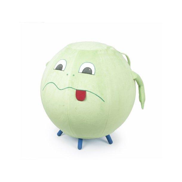 Grøn frø incl.  55 cm sitsloution bold m. ben