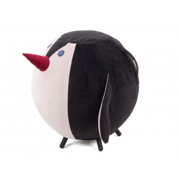 Sitsolution Maxafe str S med betræk - Pingvin
