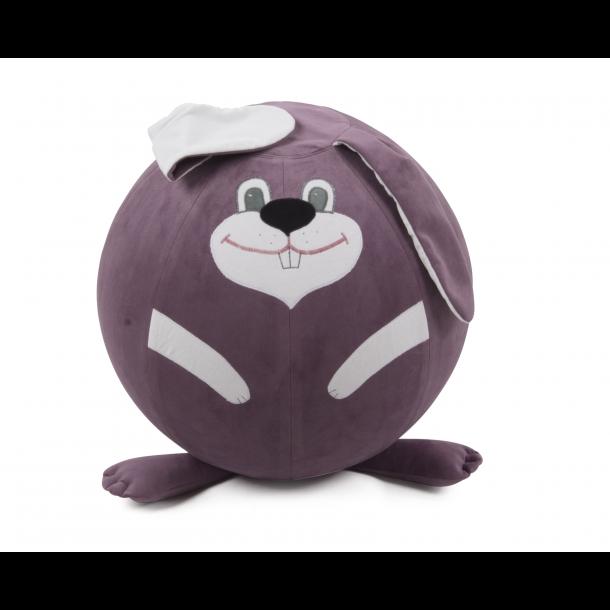 Sød kanin med  42 cm  bold