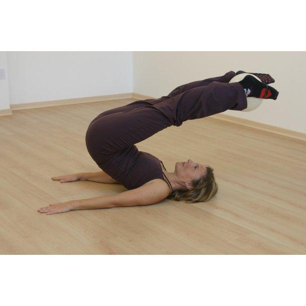 Pilates bold Hvid 22 cm